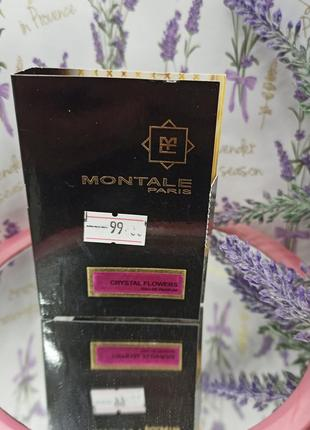 Montale crystal flowers парфумована вода унісекс, 2 мл (пробник)