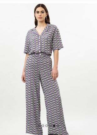 Костюм жіночий брюки штани блуза сорочка стильный летний женский костюм lefties