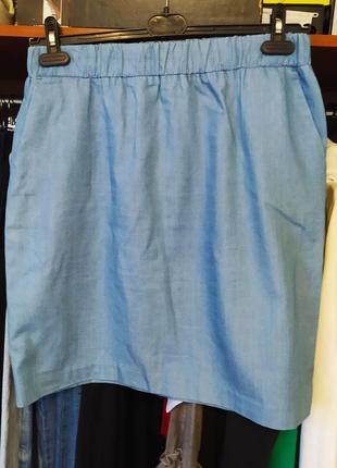 Лёгкая юбка