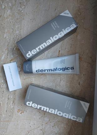 Dermalogica charcoal rescue masque угольная восстанавливающая маска для лица