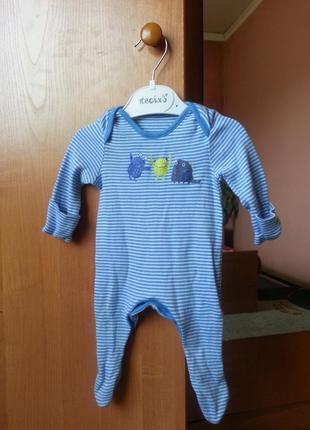 Человечек для малыша 0-1 месяцев