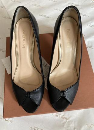 Идеальные летние туфельки carlo pazolini ! кожа везде, качество - 💣