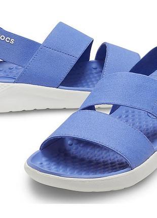 Crocs literide stretch sandal w7 и w8 в наличии.