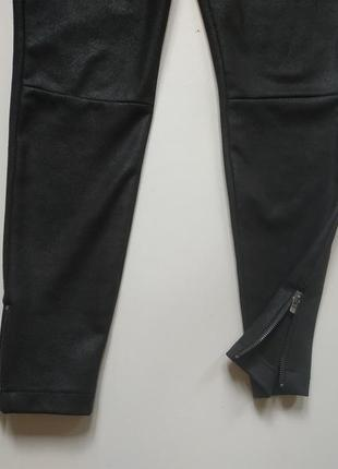 Черные штаны скинни2 фото