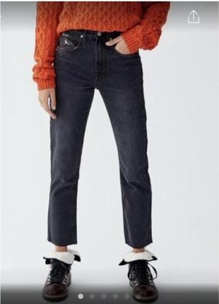 Стильные мом джинсы pull&bear.
