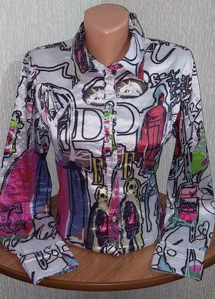Крутая рубашка desigual,  made in morocco, 💯 оригинал, молниеносная отправка 🚀⚡