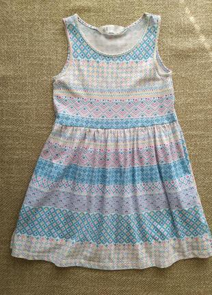 Летний сарафан платье hm