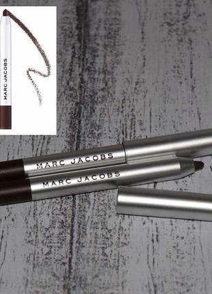 Marc jacobs автоматический гелевый карандаш для глаз