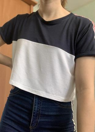 Кроп топ, футболка
