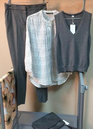 Блуза 100%шелк