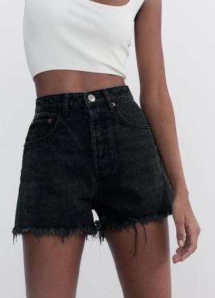 Офигенные джинсовые шорты shein
