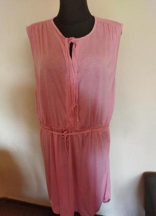 Трикотажна сукня h&m xl