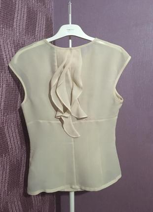 Блузка karen millen р.10/евро 382 фото
