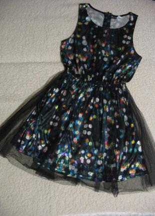Платье фатиновое divided