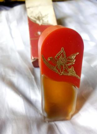 Духи орхидея, винтаж ссср, советские, алые паруса1 фото