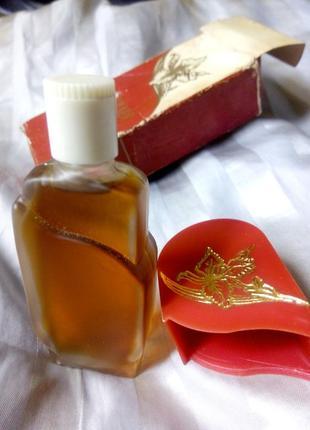 Духи орхидея, винтаж ссср, советские, алые паруса2 фото
