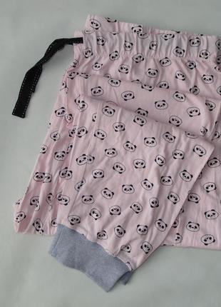 Пижама пижамные штаны primark love to lounge англия хл, 18-20