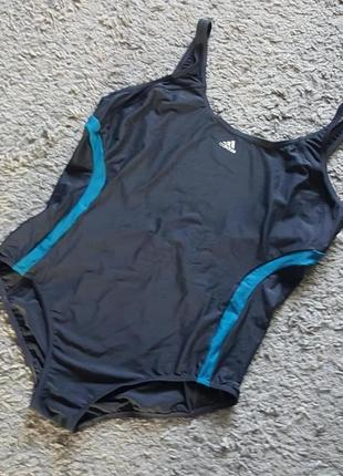 Оригинал.фирменный,спортивный,слитный,сдельный купальник adidas
