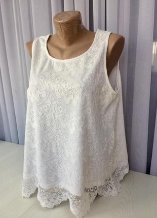 Ажурна блуза
