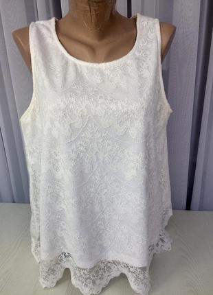 Ажурна блуза2 фото