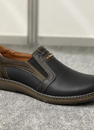 Туфли мокасины ботинки barzoni