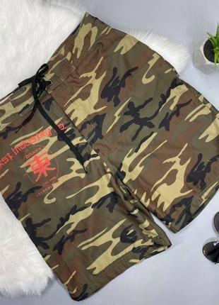 Камуфляжные мужские шорты  jack jones😎