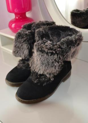 Зимние ботинки taccardi