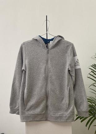 Худи adidas kids full zip hoodie