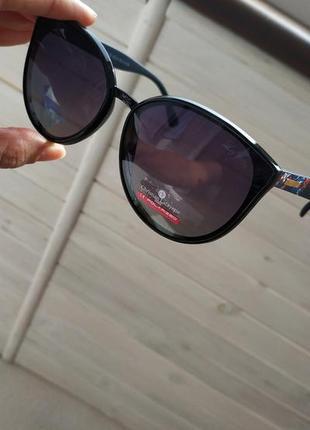 Очки поляризованные женские солнцезащитные christian lafayett2 фото