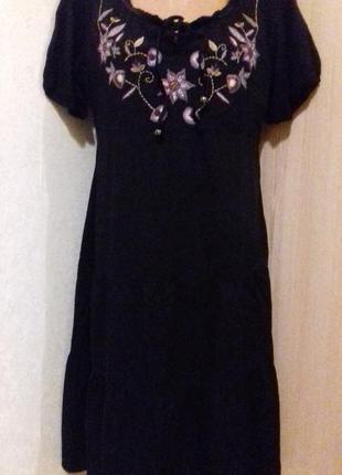 Плаття вишиванка від еспріт