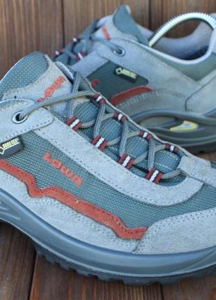 Ботинки lowa gore-tex германия 41,5р непромокаемые