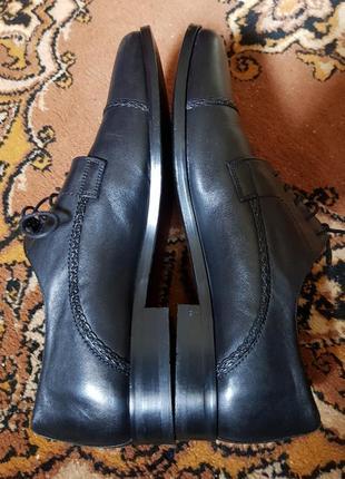 Мужские классические туфли luciano bellini италия4 фото