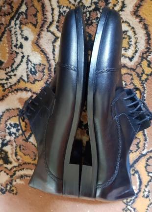 Мужские классические туфли luciano bellini италия5 фото
