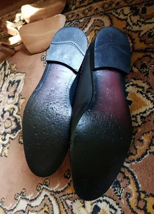 Мужские классические туфли luciano bellini италия8 фото