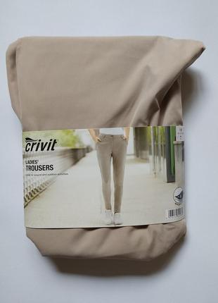 Функциональные штаны, брюки l 40 euro crivit германия