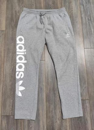 Мужские  спортивные штаны adidas оригинал размер хл