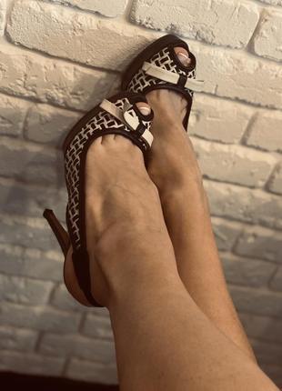 Женские комфортные, красивые, кожаные, элегантные, утонченные,  летние итальянские босоножки, аккуратные, нежные  и женственные. 🥰