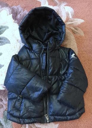 Теплая куртка geox