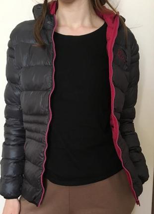 Куртка женская, спортивная куртка, куртка kappa.