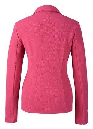 Sale текстурный пиджак tchibo, германия - р. 46-48 укр.3 фото