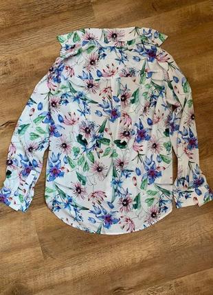 Рубашка блузка тм «h&m» р.38/s/m/44-464 фото