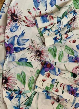 Рубашка блузка тм «h&m» р.38/s/m/44-466 фото