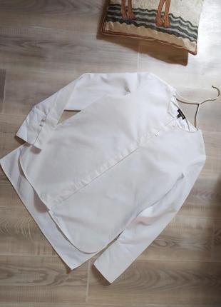 Massimo dutti очень стильная блуза 34 р.