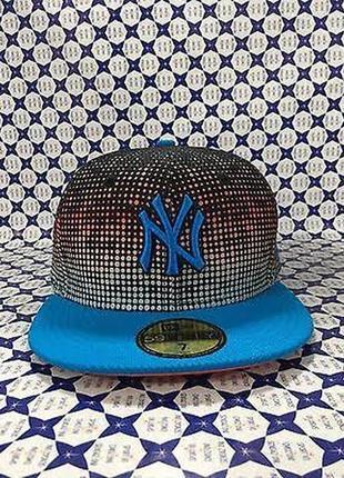 Кепка бейсболка full cap  new era 59fifty. оригинал размер 57.7 см