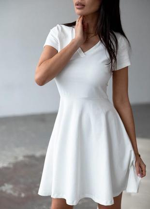 Спортивное базовое 🔝универсальное платье футболка вискоза