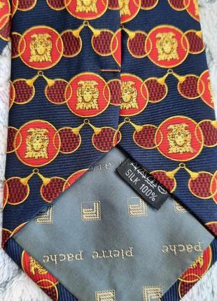 Итальянский шёлковый галстук pierre pacha