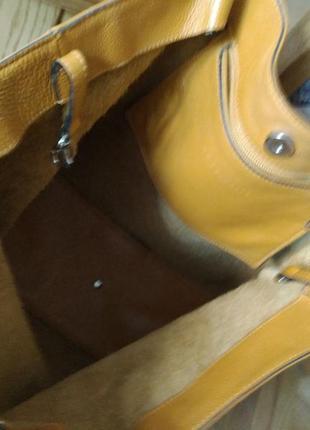 Большая сумка шопер coccinelle2 фото