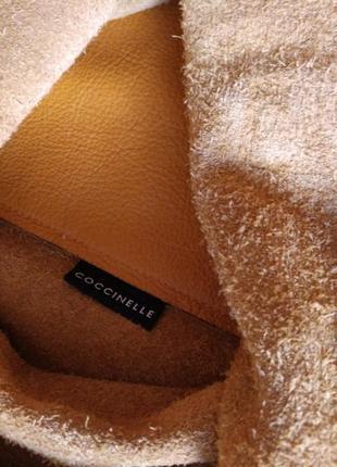 Большая сумка шопер coccinelle6 фото