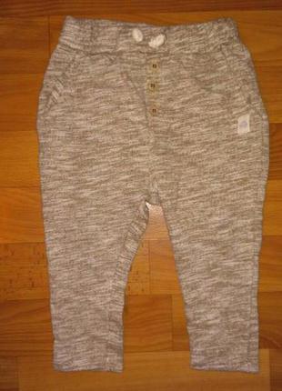 Крутейшие штаны брюки zara boy 74 см