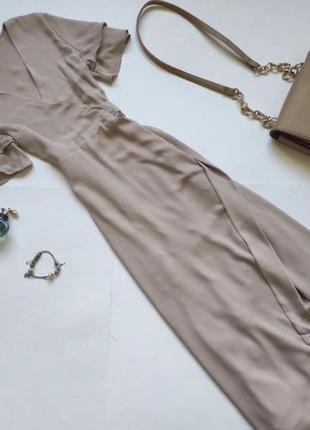 Сукня платье миди на запах h&m